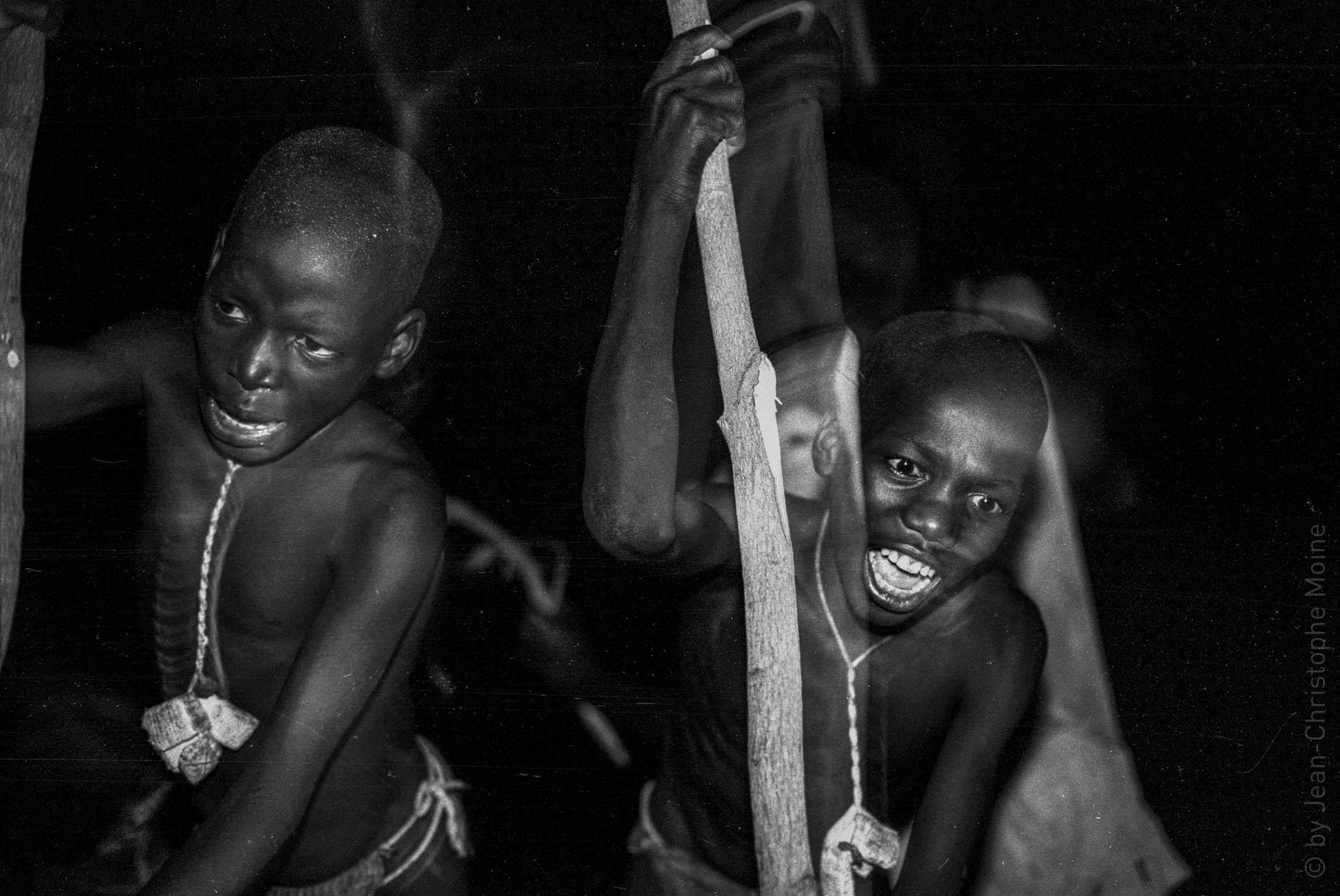 Initiation, pays dogon, Mali