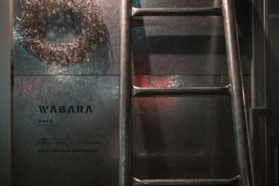 Behind the scenes - Video for Wabara roses - Wabara Café